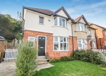 Thumbnail 3 bed semi-detached house for sale in Underwood Road, High Wycombe