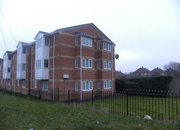 Thumbnail 2 bed flat for sale in Abbey Court, Shiremoor, Newcastle Upon Tyne