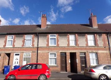 Thumbnail Terraced house for sale in Gordon Street, Burton On Trent, Staffordshire