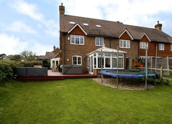 Thumbnail 4 bedroom end terrace house for sale in Peppersgate, Lower Beeding, Horsham, West Sussex