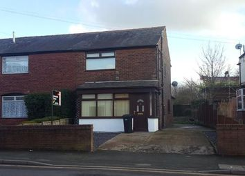 Thumbnail 2 bedroom semi-detached house for sale in Wigan Road, Westhoughton, Bolton, Greater Manchester