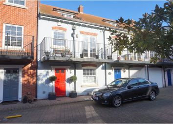 Thumbnail 4 bed mews house for sale in Ducking Stool Walk, Christchurch