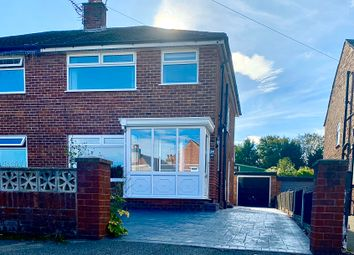 Thumbnail 3 bed semi-detached house to rent in Gorsehill Road, Heswall