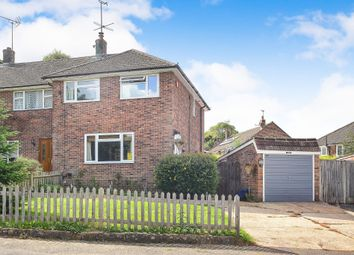 Thumbnail 3 bed end terrace house for sale in Manor Road, Burgess Hill