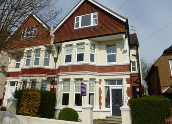 Thumbnail 6 bed semi-detached house for sale in Wickham Avenue, Bexhill-On-Sea