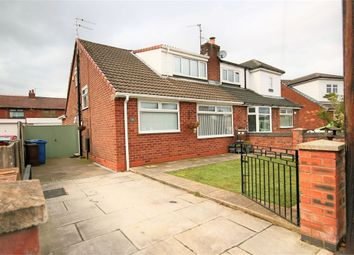 3 bed semi-detached bungalow for sale in Alderley Lane, Leigh, Lancashire WN7