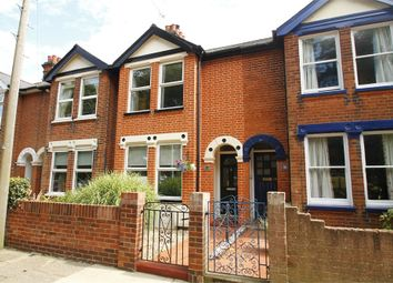 Thumbnail 3 bed terraced house for sale in King Edward Road, Ipswich, Suffolk
