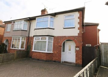 Thumbnail 4 bedroom semi-detached house for sale in Bassett Road, Coventry
