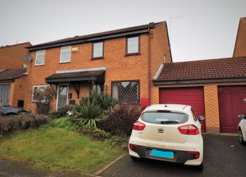 3 bed semi-detached house for sale in Oakgrove Place, East Hunsbury, Northampton NN4