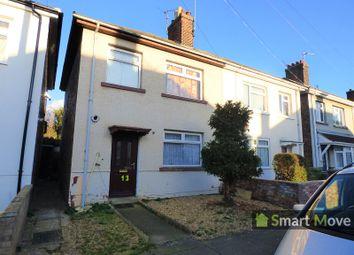 Thumbnail 3 bedroom semi-detached house for sale in Belham Road, Peterborough, Cambridgeshire.