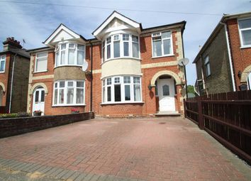 Thumbnail 3 bedroom semi-detached house for sale in Pretyman Road, Ipswich