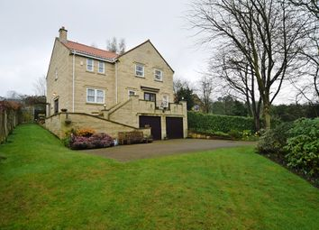 Thumbnail 6 bed detached house for sale in St. Hildas Walk, Ampleforth, York, North Yorkshire