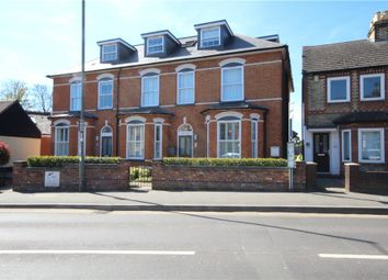 Thumbnail 2 bed flat to rent in High Street, Addlestone, Surrey