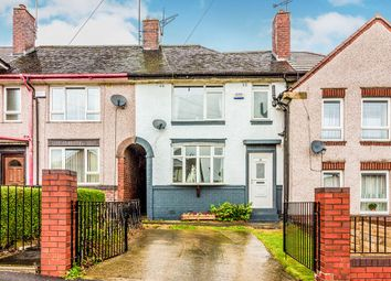 Thumbnail 3 bed terraced house for sale in Longley Avenue West, Sheffield