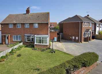 Thumbnail 2 bed semi-detached house for sale in Herne Drive, Greenhill, Herne Bay, Kent