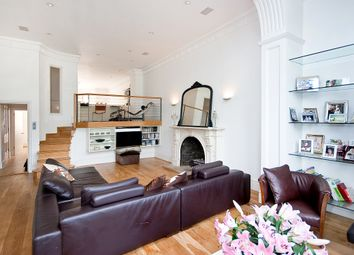 Thumbnail 4 bed flat to rent in Sutherland Avenue, London