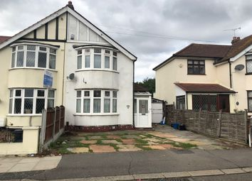 Thumbnail 2 bed semi-detached house to rent in Berkeley Ave, Redbridge
