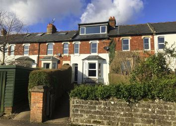 Thumbnail 4 bed terraced house for sale in Alexandra Terrace, Marlborough, Wiltshire