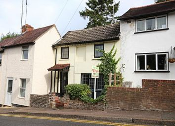 Thumbnail 2 bedroom terraced house to rent in Bells Hill, Bishops Stortford, Herts