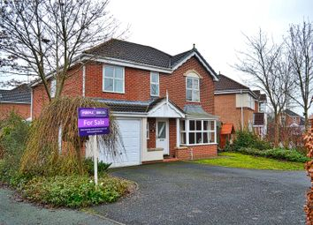 Thumbnail 5 bed detached house for sale in White Park Close, Middlewich