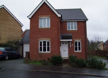 Thumbnail 4 bed detached house to rent in Kingfisher Rise, Saxmundham