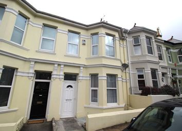 Thumbnail 3 bed property to rent in Holland Road, Peverell, Plymouth