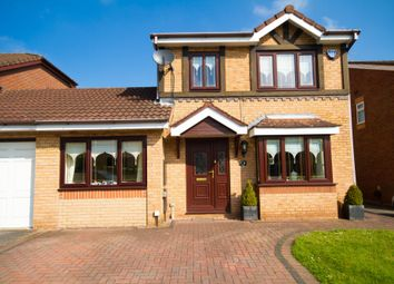 Thumbnail 3 bed detached house for sale in Foxglove Avenue Halewood, Liverpool