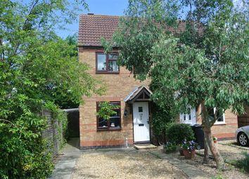 Thumbnail 2 bed semi-detached house for sale in Primrose Close, Morton, Bourne, Lincolnshire