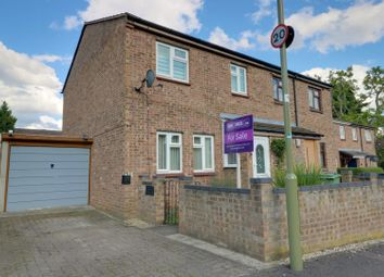 Thumbnail 3 bed semi-detached house for sale in Gwyneth Road, Oxford