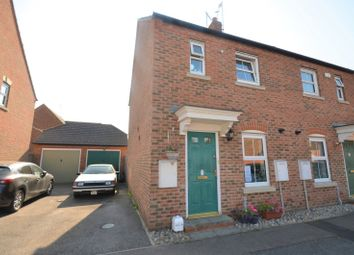 Thumbnail Semi-detached house for sale in Crafton Place, Aylesbury, Buckinghamshire