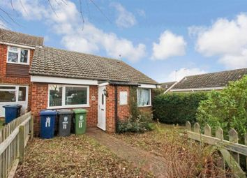 Thumbnail 2 bedroom terraced bungalow for sale in Partridge Drive, Bar Hill, Cambridge