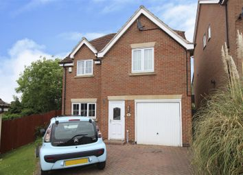 Thumbnail 5 bed detached house for sale in Blackthorn Close, Gedling, Nottingham