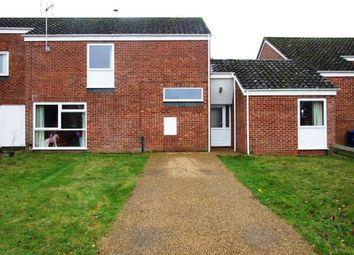 Thumbnail 4 bed terraced house for sale in Brandon, Lakenheath, Suffolk