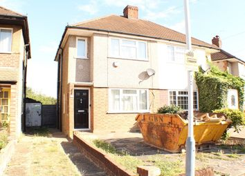 Thumbnail 2 bed semi-detached house to rent in Parkfield Crescent, Eastcote