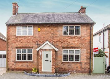 Thumbnail 3 bed detached house for sale in Victoria Road, Burbage, Hinckley