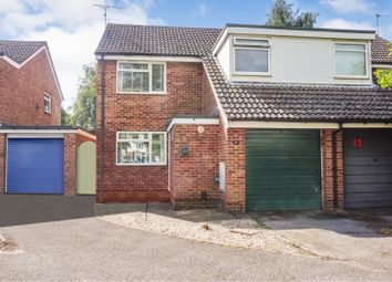 Thumbnail 3 bed semi-detached house for sale in Old Moor Close, Wallingford