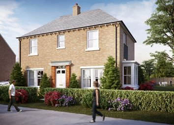 Thumbnail 3 bed detached house for sale in Pynham Manor, Hambrook