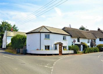 Thumbnail End terrace house for sale in Station Road, Broadclyst, Exeter, Devon