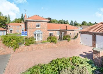 Thumbnail 4 bedroom detached house for sale in Milford Mews, Haxby, York