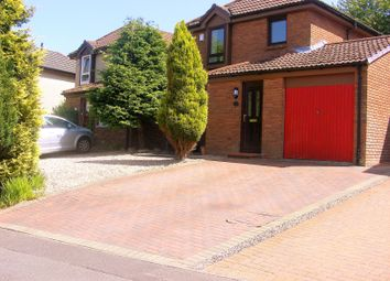 Thumbnail 3 bed detached house to rent in Belfield Avenue, East Calder, Livingston