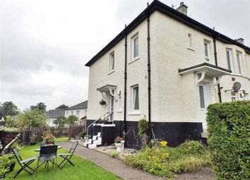 Thumbnail 3 bedroom flat for sale in Bangorshill Street, Thornliebank, Glasgow