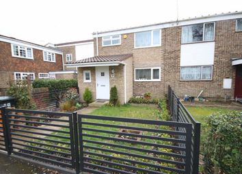 Thumbnail 4 bed end terrace house for sale in Stubsmead, Swindon