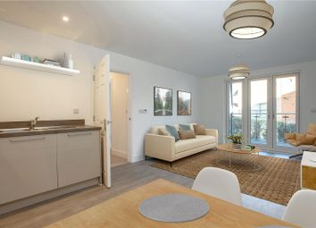Thumbnail 1 bed flat for sale in Deanfield Avenue, Henley