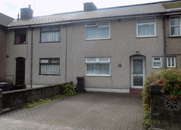 Thumbnail 3 bed terraced house for sale in Toronto Avenue, Margam, Port Talbot, Neath Port Talbot.
