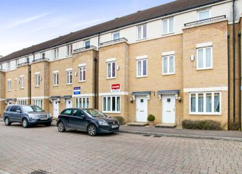 Thumbnail 3 bedroom town house for sale in Broad Street, Great Cambourne, Cambridge