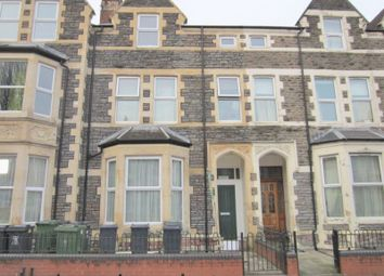 Thumbnail 1 bed flat to rent in Despenser Street, Cardiff