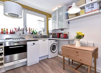 Thumbnail 2 bedroom flat for sale in Bell Drive, Southfields, London