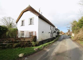 Thumbnail 2 bed semi-detached house for sale in Cheriton Bishop, Exeter