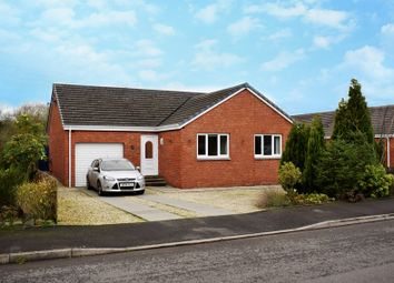 Thumbnail 2 bed detached bungalow for sale in 9 Woodside Avenue, Clarencefield, Dumfries & Galloway