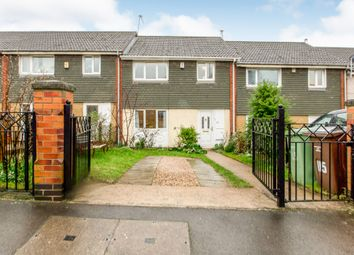 Thumbnail 3 bed terraced house for sale in Abbotsford Drive, Nottingham